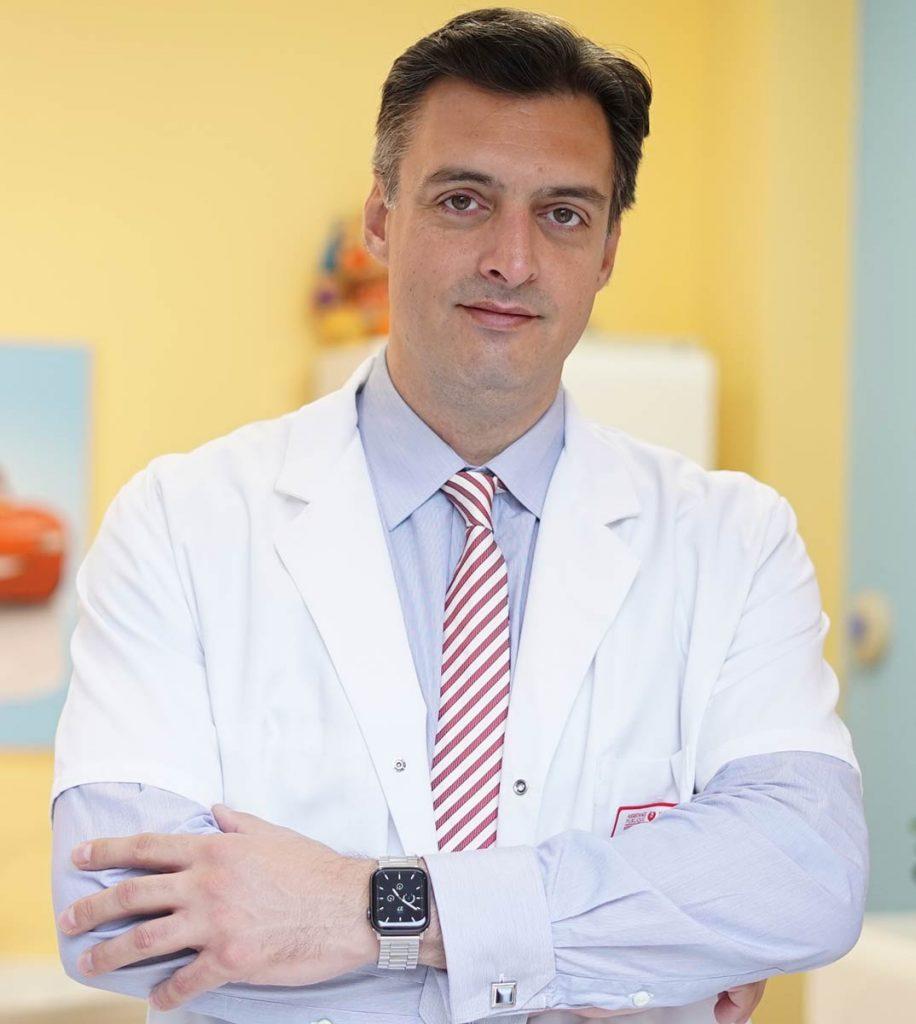 Χειρουργός Παίδων Δρ Κωνσταντίνος Φαρμάκης σε Θεσσαλονίκη και Κατερίνη