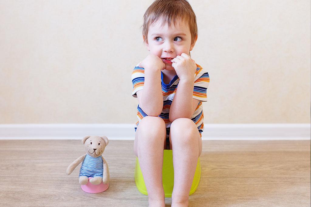 Παιδάκι καθιστό, Θεραπεία κυστεοουρητηρικής παλινδρόμησης