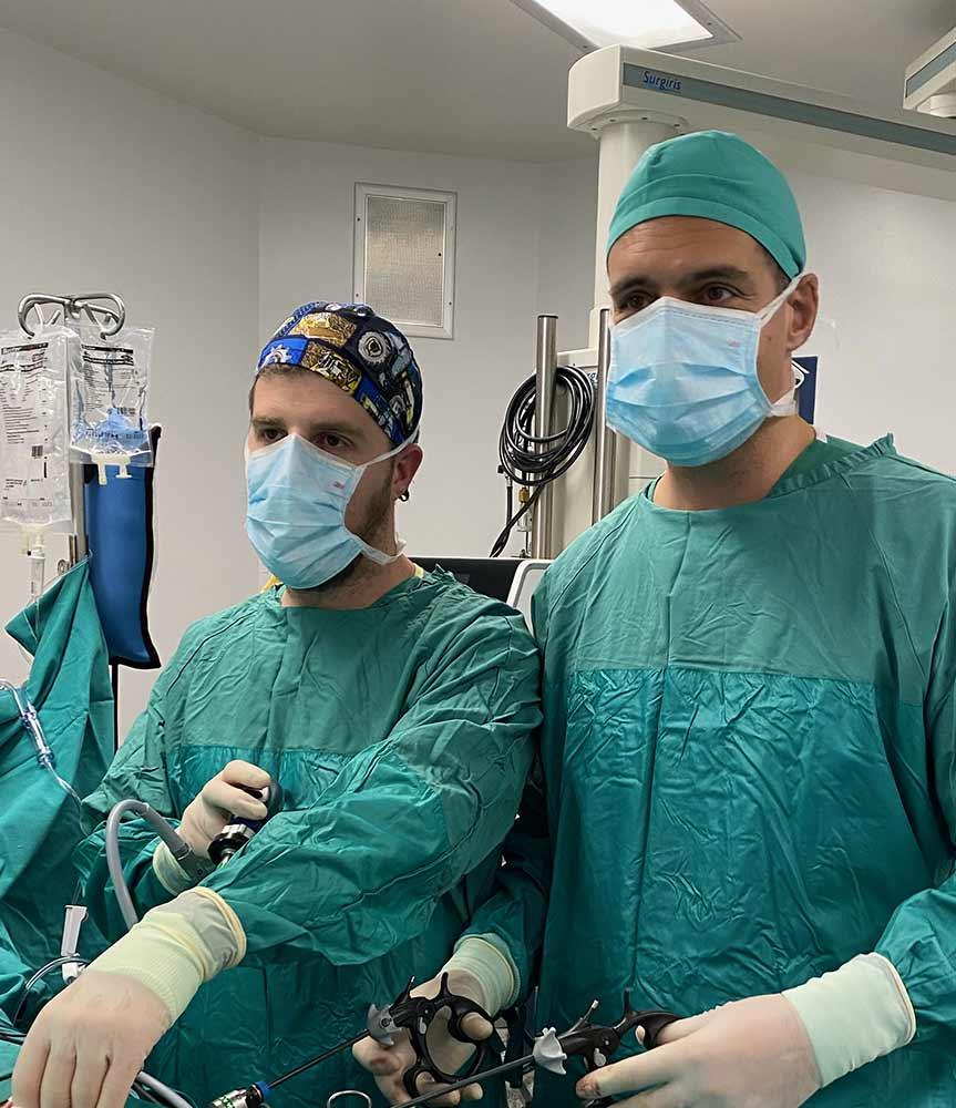 Λαπαροσκοπική Χειρουργική Δρ Φαρμάκης Θεσσαλονίκη